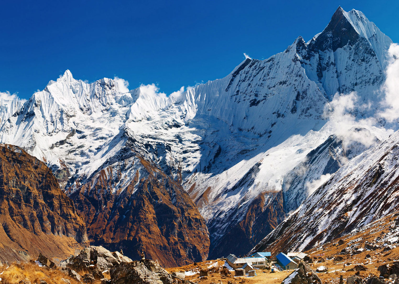 Annapurna Base Camp Trek Sherpatrekker