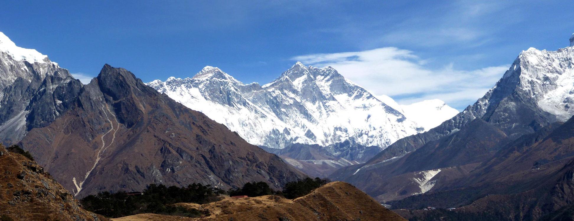 Everest Base Camp Trek from Phaplu